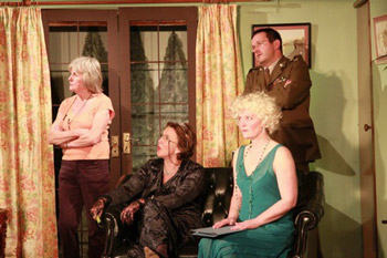 Blackham Country Players performing Murder in Play