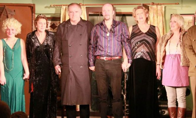 Blackham Country Players perform Murder in Play