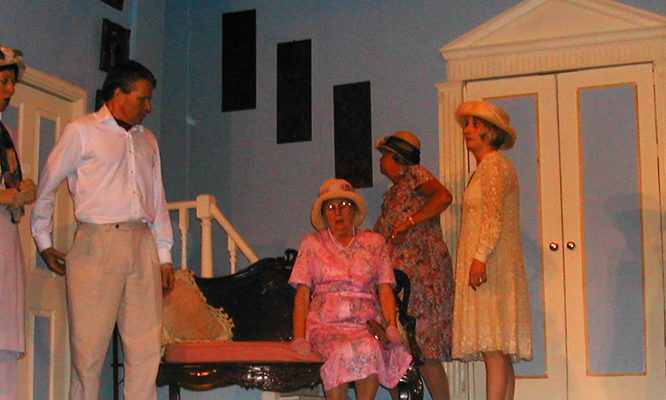 Blackham Country Players perform Rookery Nook