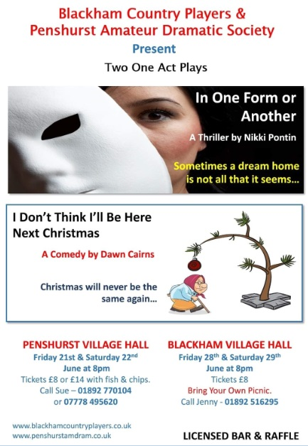 Current Production - Blackham Country Players